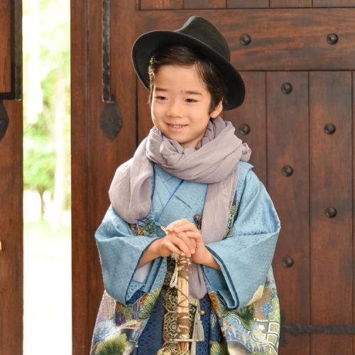 七五三 5歳 男の子 記念日
